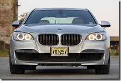 2011 BMW 740Li review 2