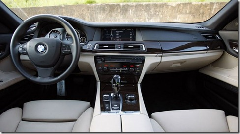 2011 BMW 740Li review 4