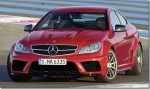 2012 Mercedes-Benz C63 AMG Coupe Black Series unveiled to the world