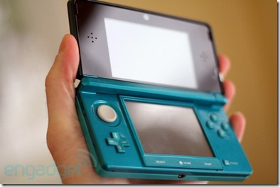 Nintendo 3DS gets netflix starting today