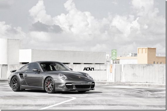 ADV.1 Plus Porsche 997 Turbo 2