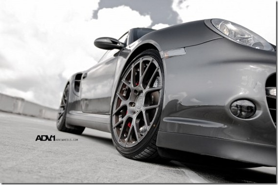 ADV.1 Plus Porsche 997 Turbo 3
