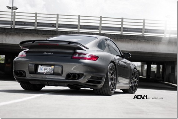 ADV.1 Plus Porsche 997 Turbo 5