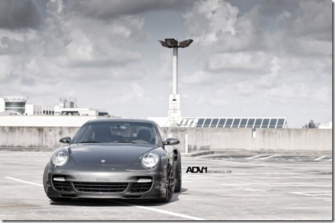 ADV.1 Plus Porsche 997 Turbo