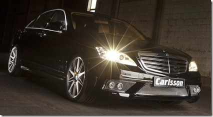 Carlsson CS60 Mercedes-Benz S-Class