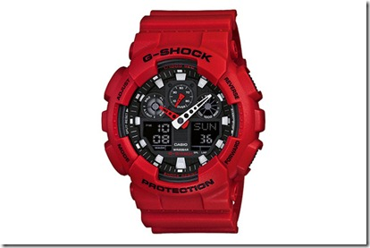 Casio G-Shock GA-100B