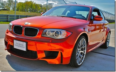 First Drive 2012 BMW 1-Series M Coupe 2