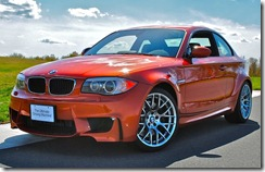 First Drive 2012 BMW 1-Series M Coupe