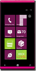 Fujitsu IS12T water prof windows phone shows off