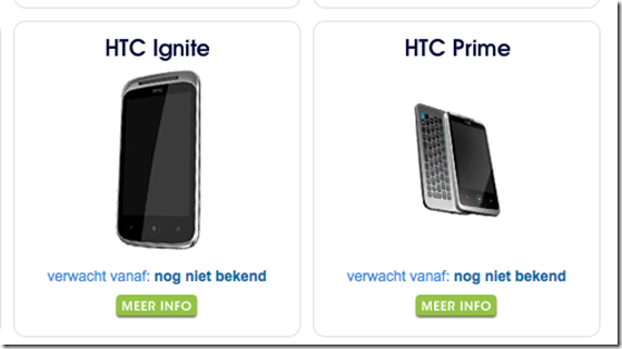 HTC Prime and Ignite Windows Phones leaked