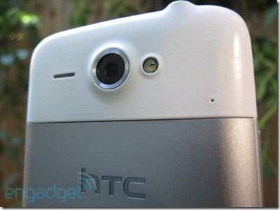 HTC Status review facebook phone 3