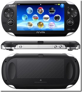 Have you met the PlayStation Vita aka PSP2?