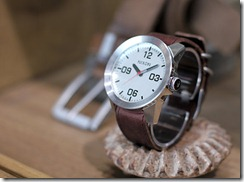 Horween for Nixon Watches & Accessories Spring 2012 2
