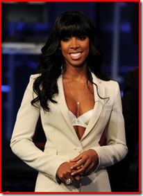 Kelly Rowland Performs Motivation on jay leno