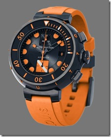 LOUIS VUITTON - Tambour Diving II Chronograph 2