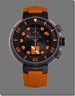 LOUIS VUITTON - Tambour Diving II Chronograph