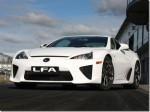 Lexus LFA engine sounds