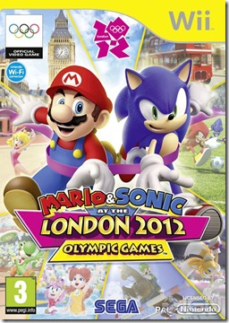 Mario and Sonic at London 2012