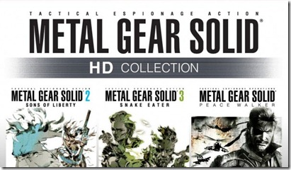 Metal Gear Solid Collection Coming To Xbox 360