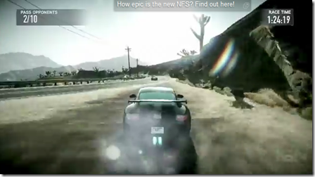 Need for Speed The Run - Run For The Hills Trailer