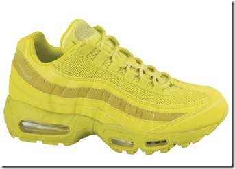 Nike WMNS Air Max 95 – High Voltage Sonic Yellow