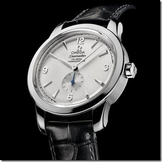 OMEGA Seamaster 1948 Co Axial for London 2012