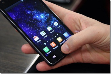 Samsung shipped Galaxy S II phones in under 100 days