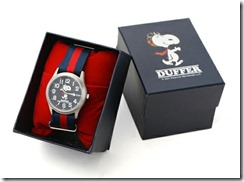 The Duffer of St. George Snoopy Military Watch 2