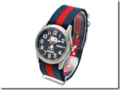 The Duffer of St. George Snoopy Military Watch 3