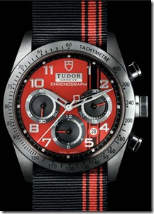 Tudor Fastrider Watch For Ducati Motorcycles