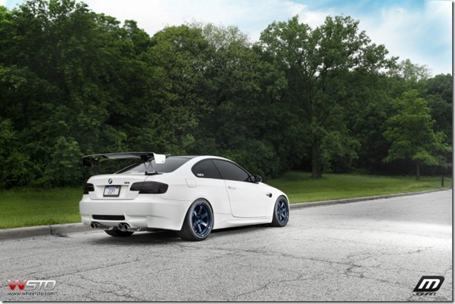 WheelSTO Track Inspired BMW E92 M3 2