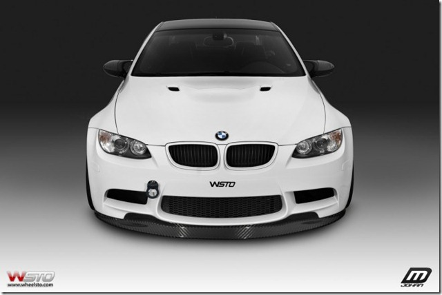WheelSTO Track Inspired BMW E92 M3 3