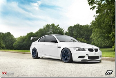 WheelSTO Track Inspired BMW E92 M3