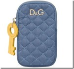D&G quilted ipod and ipad case