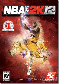 NBA 2k12 cover to feature Jordan, Bird and Johnson