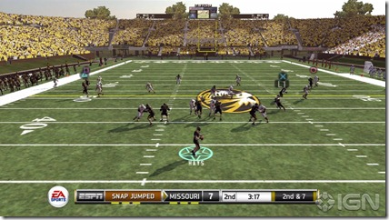 NCAA Football 2012 Review