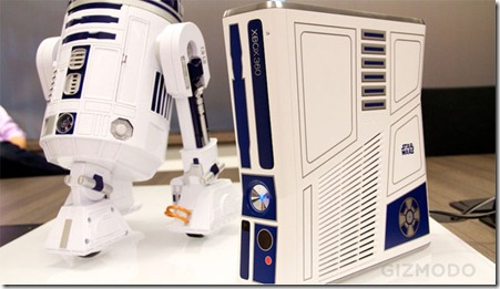 special edition Star Wars R2-D2 Xbox 360