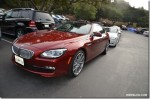 2012 BMW 650i Coupe with M-Sport Package caught on video