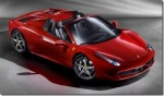 2012 Ferrari 458 Spider officially revealed