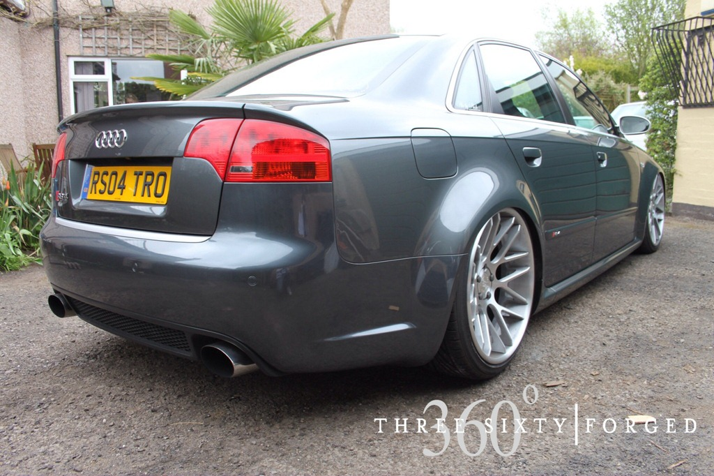 Slammed Audi B7 Rs4 Lifestyles Defined