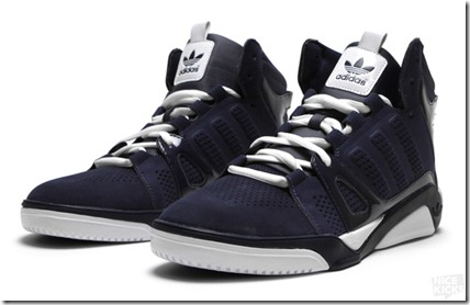 ADIDAS LQC BASKETBALL NEW NAVY RUNNING WHITE 2