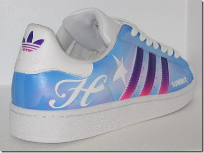 ADIDAS SUPERSTAR H-TOWN SNEAKER SUMMIT CUSTOM 2