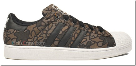 Adidas Originals Superstar II – Camo 2