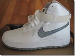 Air Force 1 Hyperfuse x FluxuryB