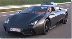 Arrinera supercar video