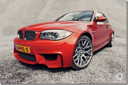 Autogespot reviews the Valencia Orange BMW 1M