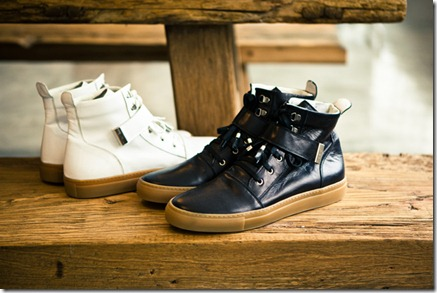 Beau Coops 2011 Fall Winter Lionel Sneaker