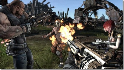 Borderlands 2 Coming in 2012