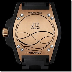 Chanel J12 Marine Watch for ONLY Watch 2011 2