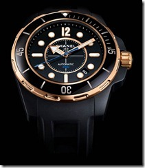 Chanel J12 Marine Watch for ONLY Watch 2011